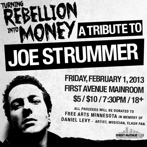 JoeStrummerTribute