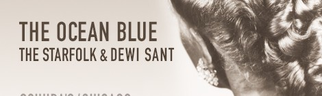 The Ocean Blue in Chicago Jan 13 w/The Starfolk and Dewi Sant