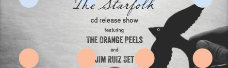 The Starfolk CD Release Show!