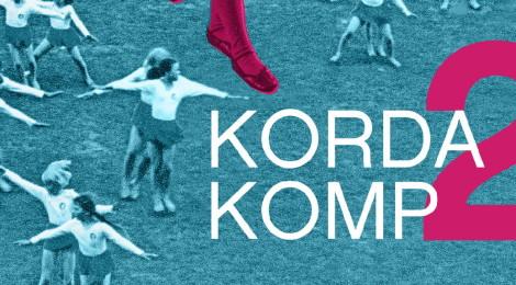 Pre-order Korda 2 Komp