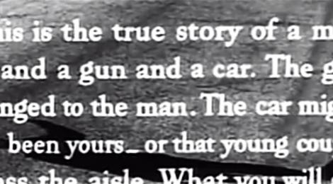 Film Noir: Ida Lupino's Hitch-Hiker