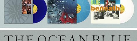 THE OCEAN BLUE Sire Vinyl LPs